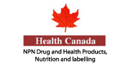 HCSC � Health Canada � NPN Drug and Health Products, Nutrition and labelling